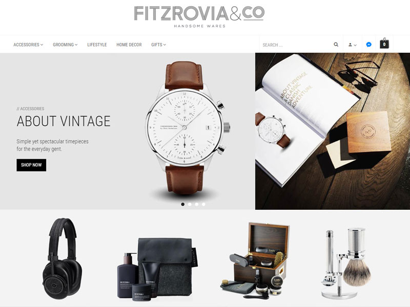 Fitzrovia & Co