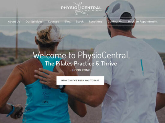 PhysioCentral